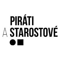 Logo PIRÁTI a STAROSTOVÉ