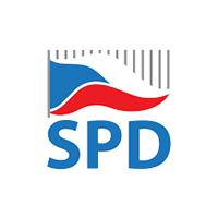 Logo Svoboda a přímá demokracie (SPD)