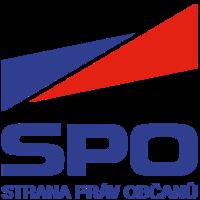 Logo Strana Práv Občanů ZEMANOVCI